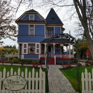 Olympia Federal Savings Holiday Tour of Homes 2018 The Marie Bed and Breakfast