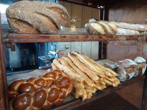 Oympia Farmers Market Bread