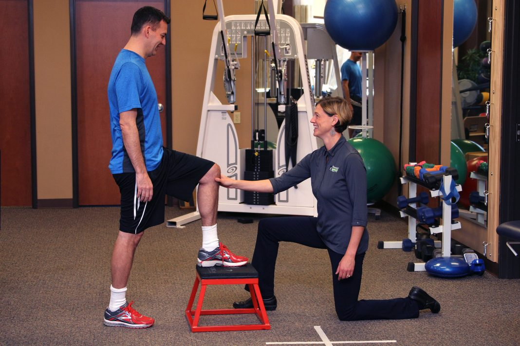 Penrose Physical Therapy avoiding knee surgery