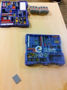 Puget Sound e2 Young Engineers robotics LEGO style coding