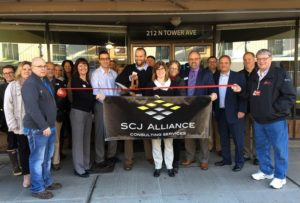 SCJ Alliance 2016 Centralia Grand Opening