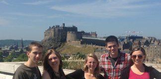 SPSCC Study Abroad Edinburgh