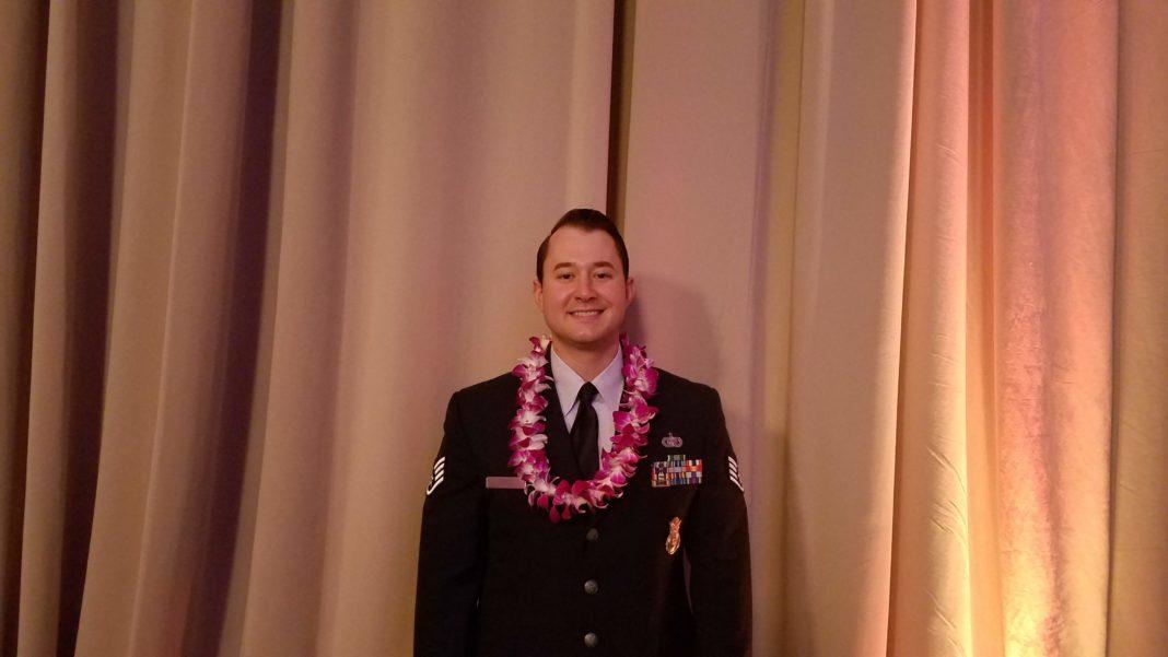 Saint Martins University Sgt Michael Vidick