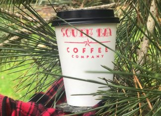South Bay Coffee holiday flavors