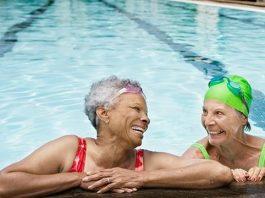 South Sound YMCA Adult Swim Class