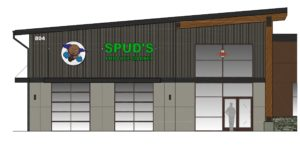Spuds Produce Market electronic image of store