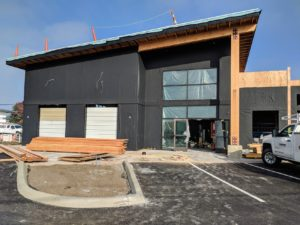 Spuds produce Market Front of new store