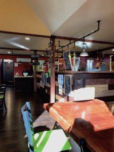Stone Creek Wood Fired Pizza Olympia inside