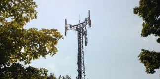 TempleFit cell tower
