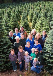 Thurston County Christmas Tree Farm Sprouffske Trees