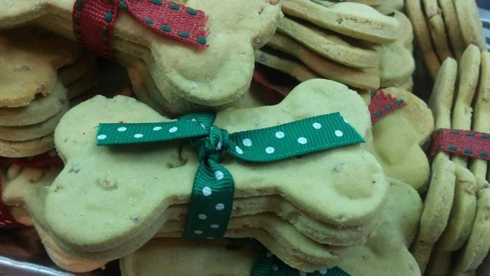 Thurston County Pet Lovers Crossed Paws Bakery