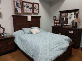 Woodshed Furniture Bedroom