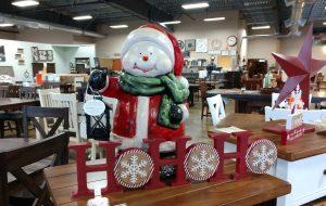 Woodshed Furniture Holiday Decor