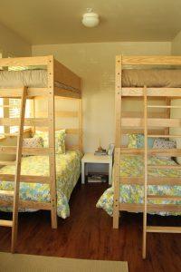Woodshed Furniture Pear Blossom Place Shelter Bunk Beds