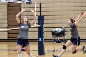 Olympia High School Volleyball