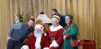 Alderbrook Resort Santa