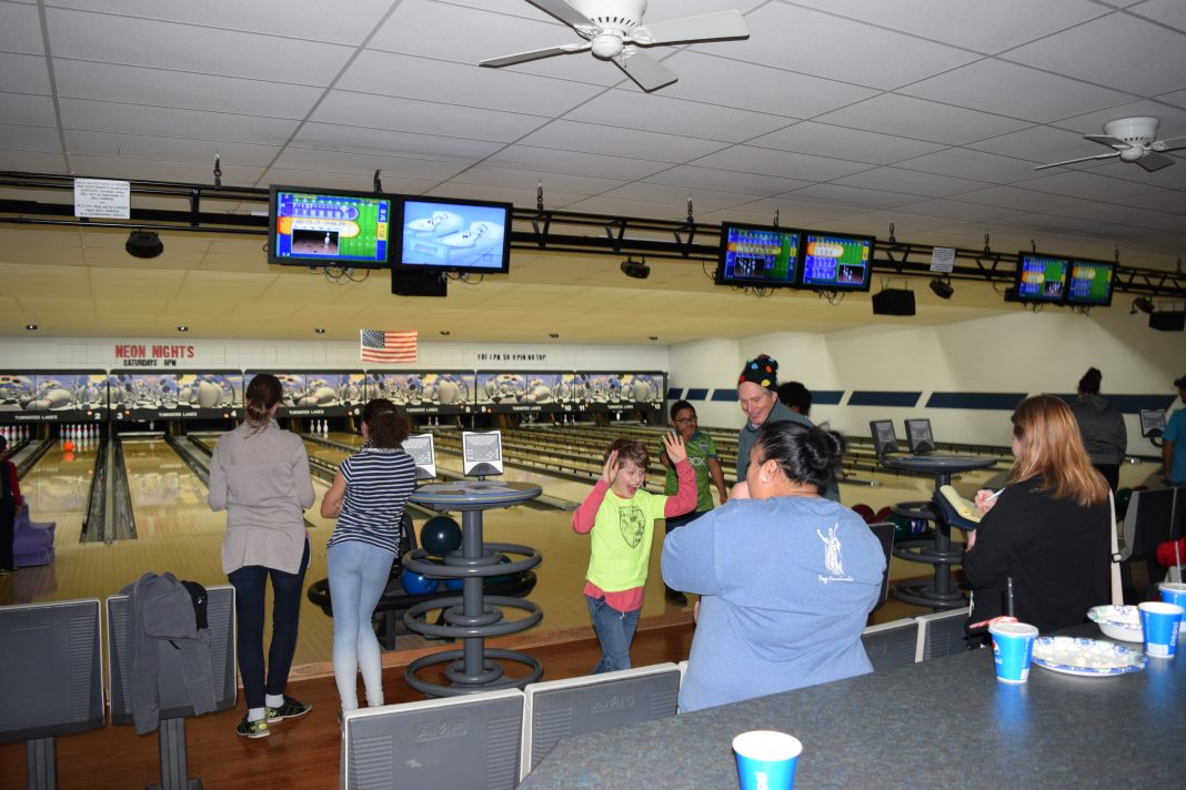 Big Brothers Big Sisters Holiday Party Match