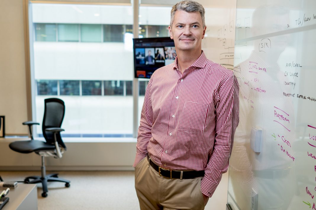 Comcast Digital Solutions Piers Lingle