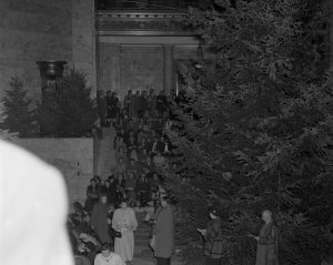 1951 Christmas at the Capitol
