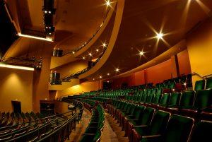 Inside of Washington Center