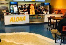 L&L Hawaiian Barbecue Cashier