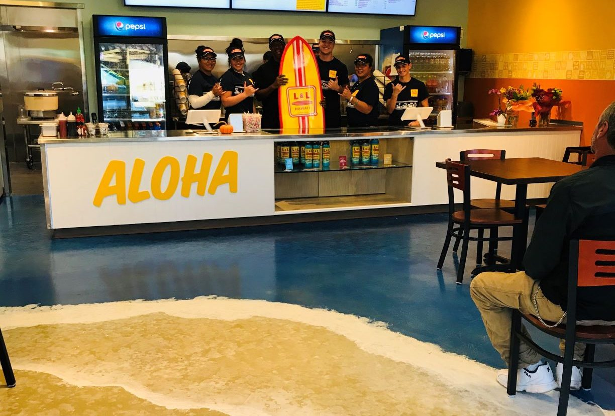 L&E Bottling Company Welcomes L&L Hawaiian Barbecue to