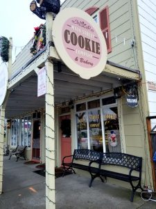 Main Street Cookie Company Storefront