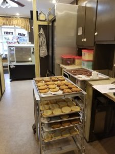 Main Street Cookie Company new space