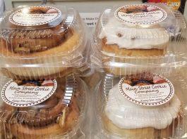 Main Street Cookie Company pastries