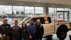 Mullinax Ford Toys for Tots Christmas Magic