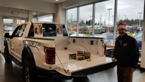 Mullinax Ford Toys for Tots New Unwrapped Toy