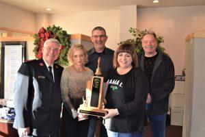 Rob Rice Homes REALTOR Trophy