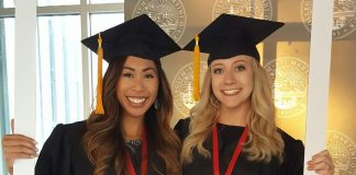 Saint Martin University RN and BSN grads