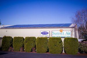 Sunset Air Randy Norris Solar Panels