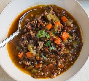 TempleFit Beef and Lentils