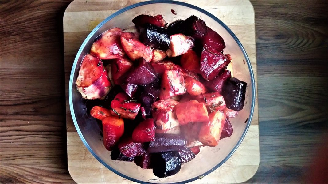 TempleFit Roasted Root Vegetables