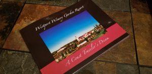 Westport WInery history book