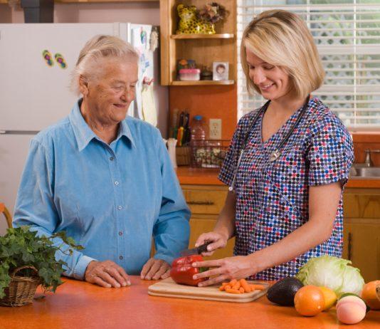 Advanced Health Care Kitchen