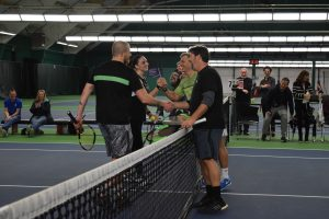 Big Brothers Big Sisters of Southwest Washington BIG Valley Tennis Exhibition Pro-Am Spirit of Friendly Competition