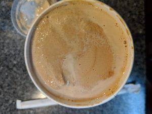 Big Toms Milkshake