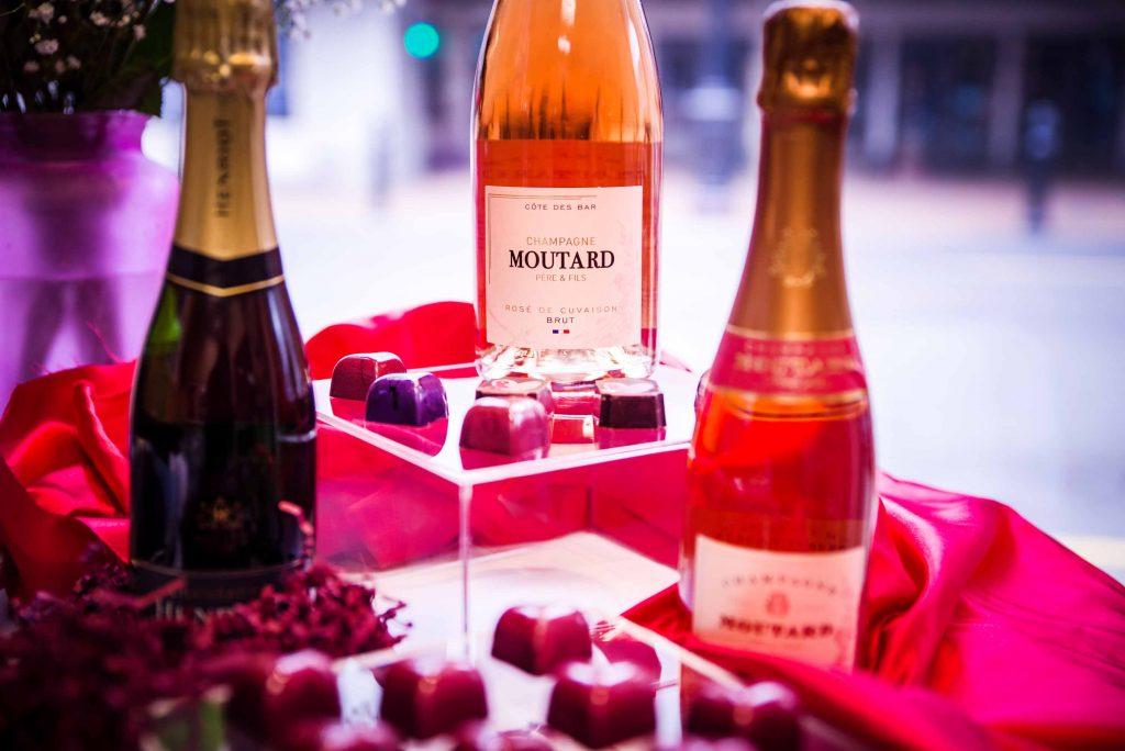 Bittersweet Chocolates Valentine's Day Wine and Chocolate Event