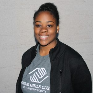 Boys and Girls Club Youth of the Year Ayunna Terry Lacey YOY Nominee