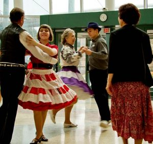 Beginning Square Dance Lessons @ Lac-A-Do Hall