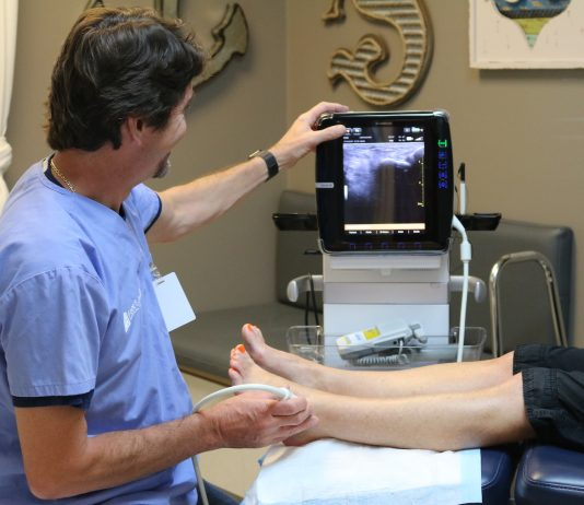 Foot and Ankle Surgical Associates Dr hess exam