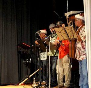 Halau Hokunani Musicians