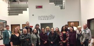 Intercity Transit Van Grant Awardees