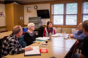 Lacey Senior Center Academic French Language Class