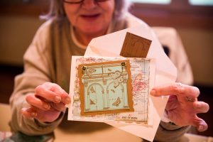 Lacey Senior Center Rubber Stamp Club