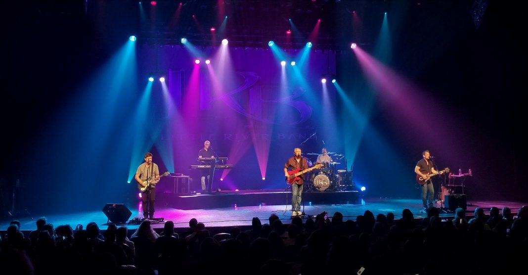 Little Creek super bowl and Little River Band