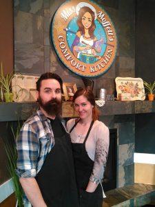 Miss Moffett's Comfort Kitchen-Rachel Young and Willis Maxfield